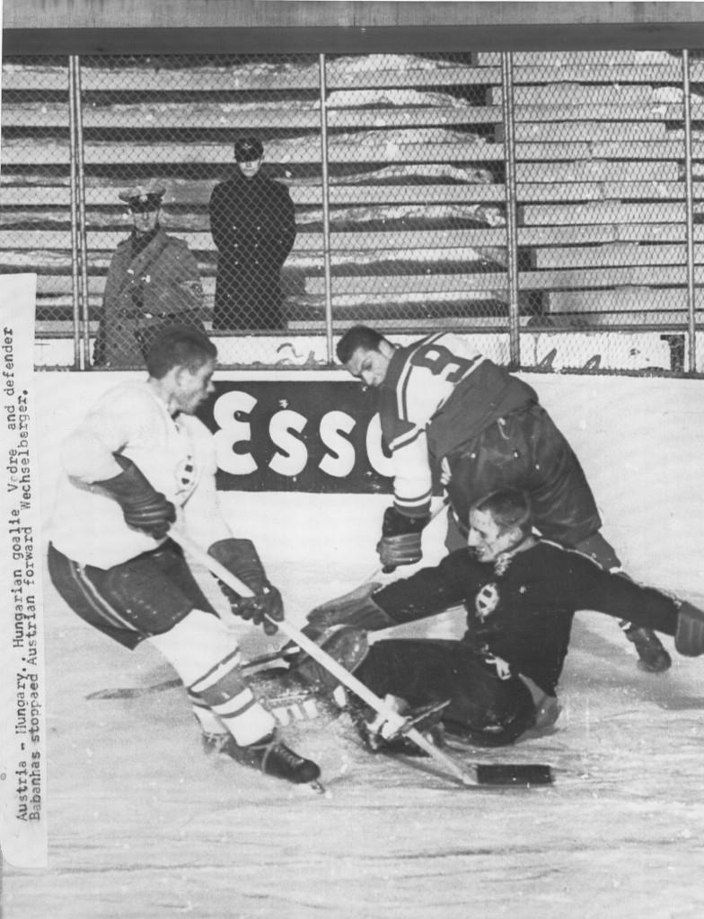 Ausztria-Mo. hokimerk. 1963. Stockholm 03